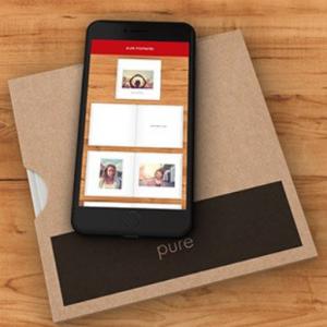 CEWE Pure - fotobok fra mobilen