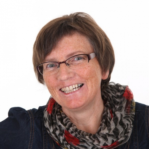 Mariann Valderhaug Runde - økonomiansvarlig