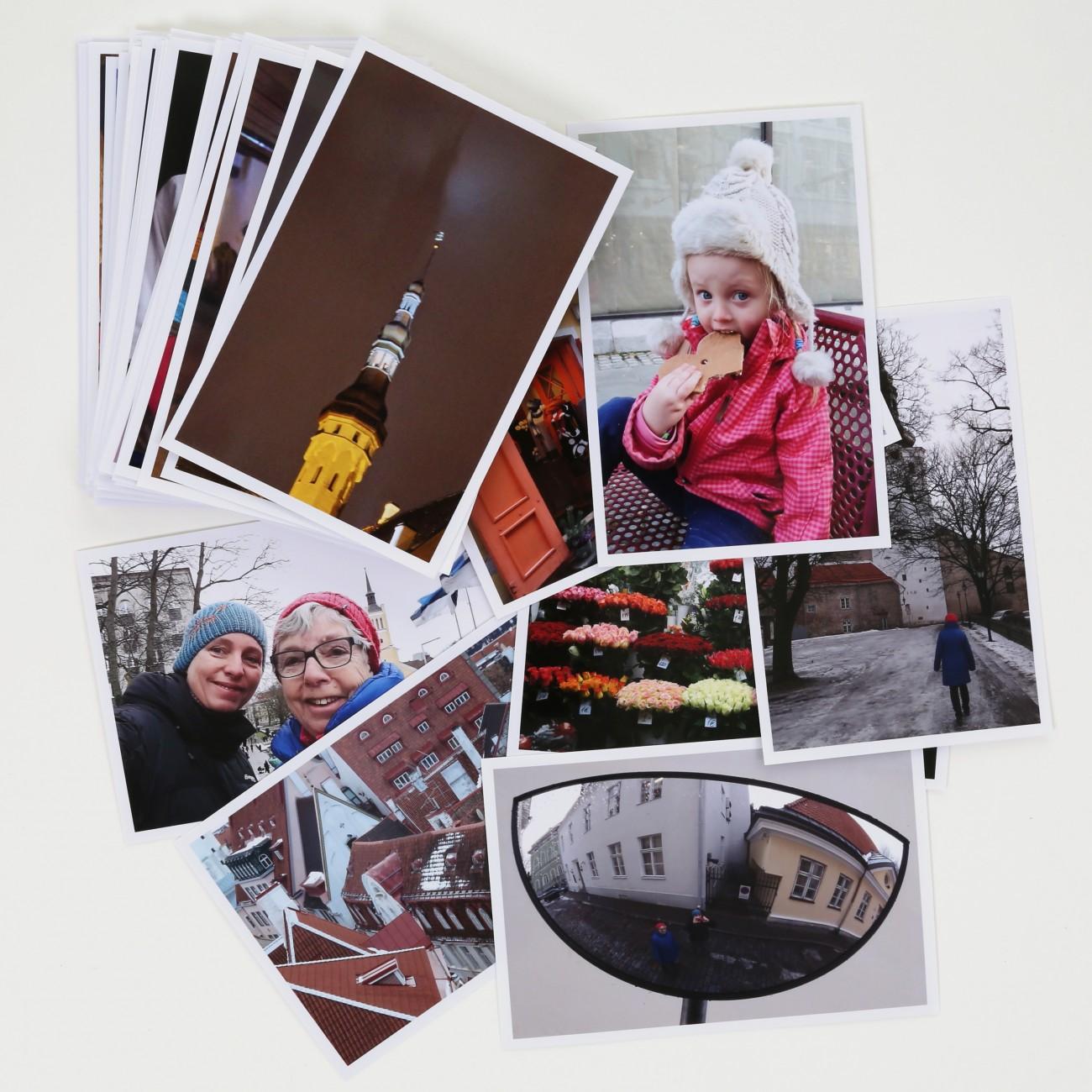 Scanning av bilder