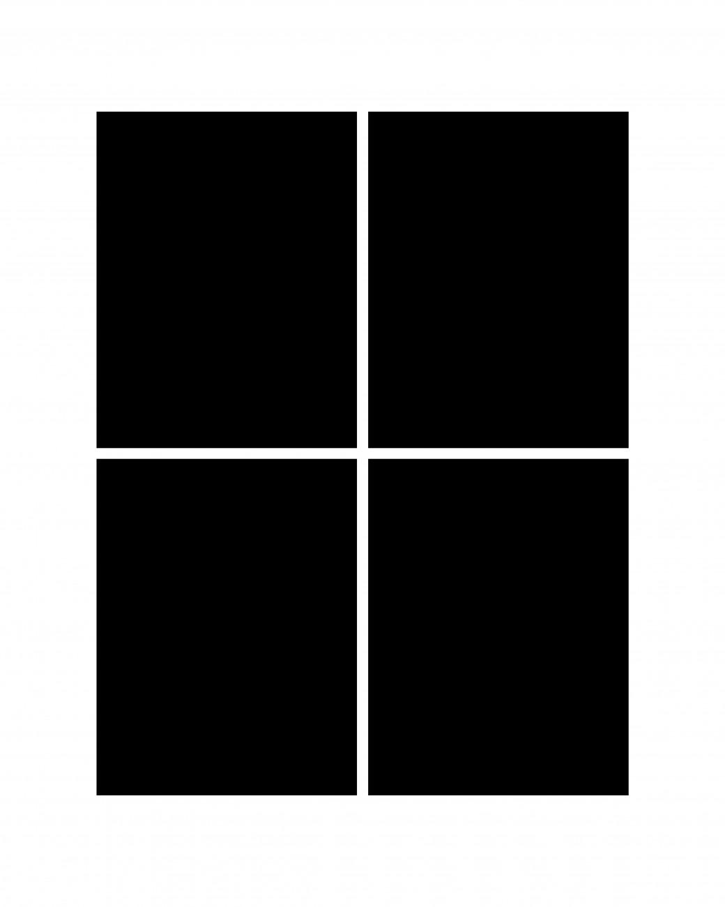 40x50 cm 04 - 4 bilder