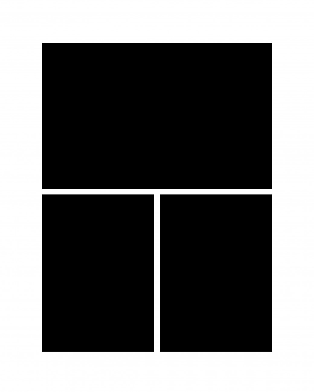 40x50 cm 05 - 3 bilder