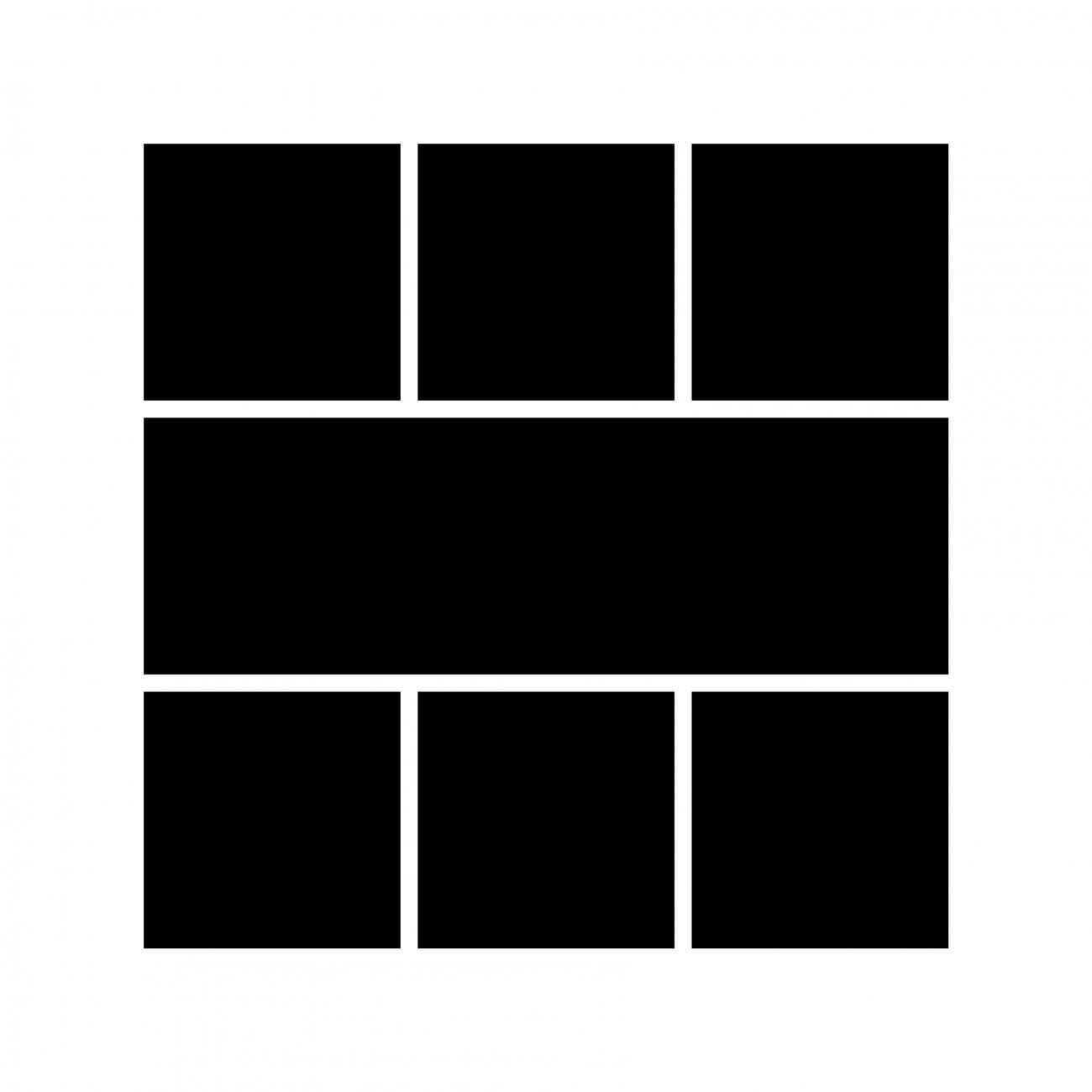 Kvadratisk 02 - 7 bilder