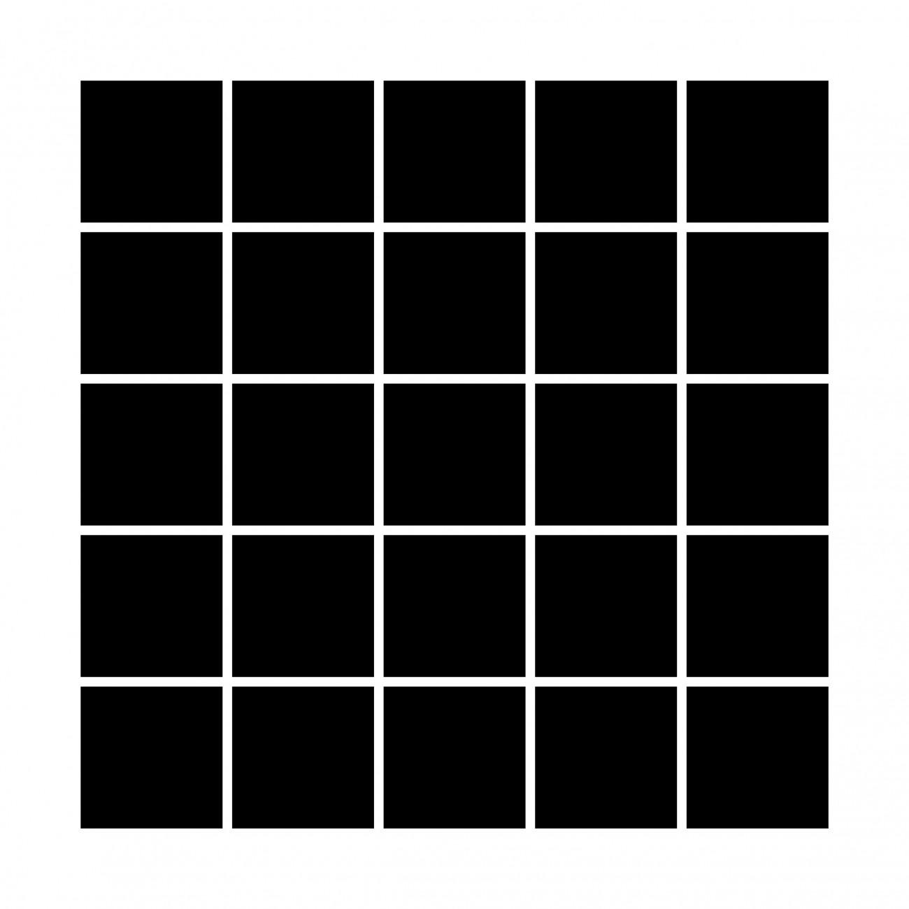 Kvadratisk 03 - 25 bilder
