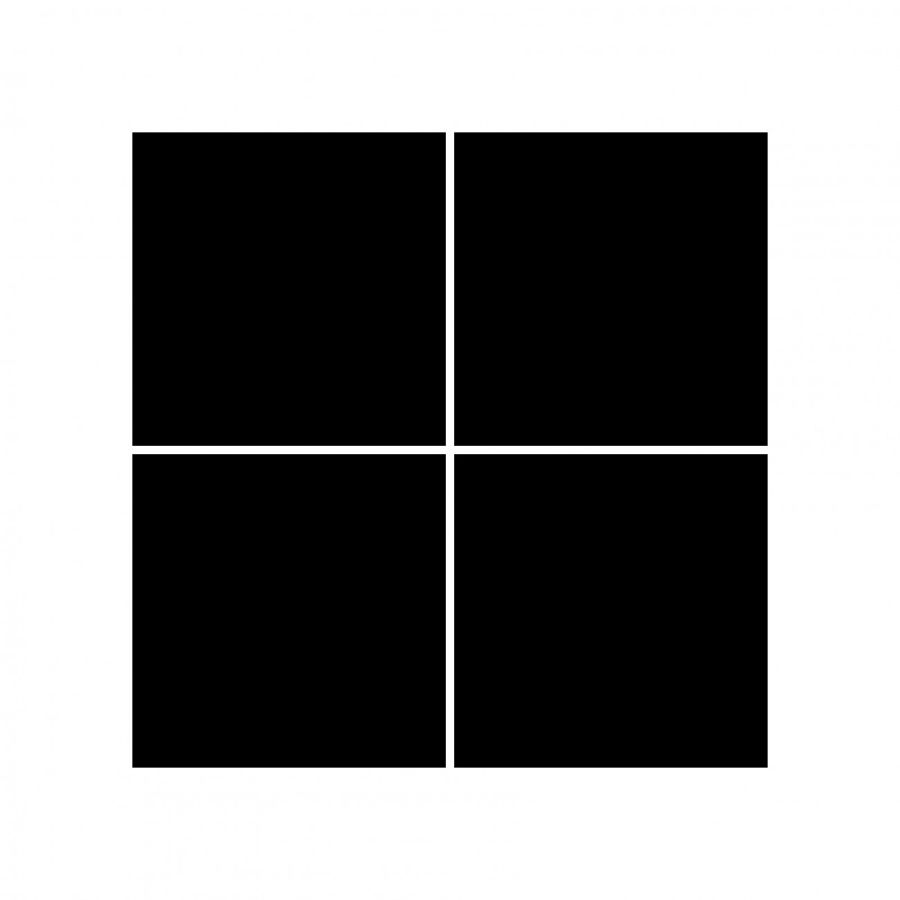 Kvadratisk 04 - 4 bilder